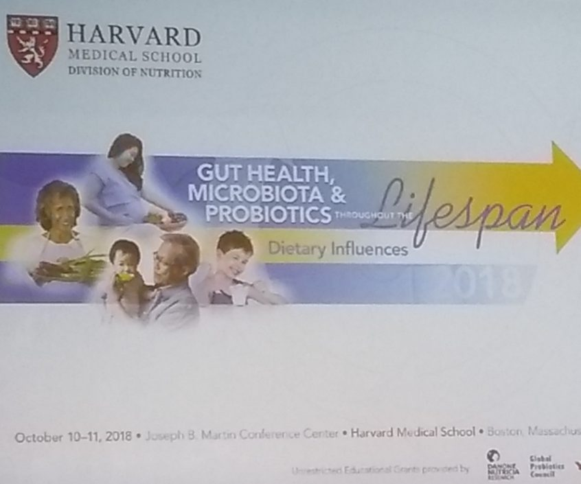Harvard Probiotic Symposium 2018
