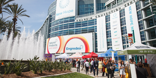 Trendspotting at Natural Products Expo West 2017 - International ...