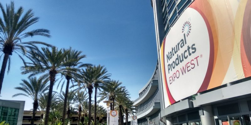 Natural Products Expo West 2018
